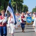 ФОТО и ВИДЕО DELFI: Да здравствует любимый город! В Нарве отмечают День города