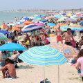 Teadlased: suvine kuumus võib olla abiks võitluses koroonaviiruse leviku vastu, ent pandeemiat veel ei peata