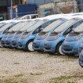 Tallinna sotsiaaltöötajad saavad 29 elektriautot
