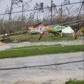 Orkaanis Dorian hukkus Bahamal viis inimest