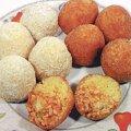 Isuäratava arancini peamine koostisosa on keedetud riis.