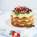 KALLILE EMALE! Lihtne ja imeilus emadepäeva tort