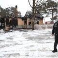 Три человека погибли из-за неисправного холодильника? Репортер RusDelfi выяснял, почему сгорел дом попечения в Ида-Вирумаа