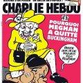 Tuntud satiirileht jäi Meghan Markle'it kujutava karikatuuri tõttu kriitikatormi alla