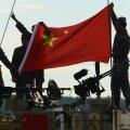Hiina suurendab sel aastal riigikaitsekulutusi seitse protsenti