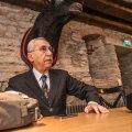 Giulietto Chiesa lahkumine Eestist