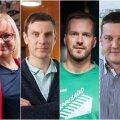 Tuntud Eesti IT-ettevõtjad hakkasid toetama Eesti parteisid
