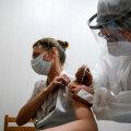 Moskvas alustati koroonavastast vaktsineerimist