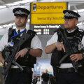 Briti politsei Heathrow´ lennujaamas