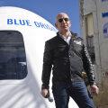Jeff Bezos plaanib täna ilmaruumi külastada (foto: ZUMApress.com / Scanpix)