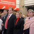 Sotsiaaldemokraadid 2007. aasta valimisteks valmistumas