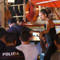 Itaalia võttis põgenike päästmisega tegeleva laeva kapteni kinni