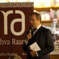 FOTOD: President Ilves esitles oma raamatut