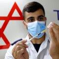 COVID-19-vastane vaktsineerimine Iisraelis (foto: AFP / Scanpix)