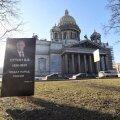 В Санкт-Петербурге возбуждено уголовное дело из-за акции с портретами Путина и Медведева на надгробиях