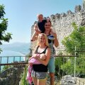 Rõõmsal meelel Alanya kindluses