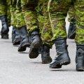 Oktoobrikutse ajateenijad andsid Tapal sõdurivande