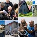 """DELFI FOTOD: VAATA kohti, kus Dikajevi jõuk salakohtumisi pidas, puhkamas käis, võlgu sisse nõudis ning omasid pekstes """"õiglust"""" nõudis"""
