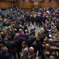 Briti parlamendi alamkoda toetas valimiste korraldamist 12. detsembril