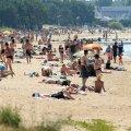 Сегодня в Эстонии официально начинается пляжный сезон