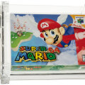 Super Mario 64 pitseeritud kassett