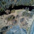 FOTOD JA VIDEO: Pärnumaal Sauga jõe ääres toimus suur maalihe