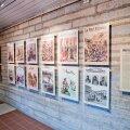 FOTOD: Rahvusraamatukogus avati näitus Armeenia genotsiidi kajastusest maailma ajakirjanduse esikaantel