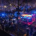 Tulistamine Berliini kesklinnas: üks inimene tapeti ja seitse sai haavata. Tulistajad jooksus