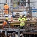 Eesti firmade ehitusmaht suurenes oluliselt. Kasvu toetasid kaks tegurit