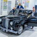 KOLM PÕLVKONDA ja Rolls-Royce.