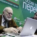 В Москве умер эколог и политик Алексей Яблоков