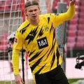 Erling Braut Haaland on jalgpallimaailmas üks kuumemaid nimesid.