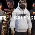 ФОТО И ВИДЕО   Balenciaga выпустили виртуальную коллекцию одежды для игры Fortnite