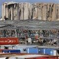 Beiruti plahvatuse ohvrite arv tõusis üle 200