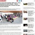 Soome ajaleht jälgib viinaralli uut algust otseblogina: hinnad selgelt kukkunud, inimesed kärudega liikvel