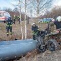 ATV õnnetus Uuskülas