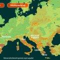 GRAAFIK   Lucifer möllab: väike ülevaade sel suvel Lõuna-Euroopat laastanud tulekahjudest ja hetke tuleinfost