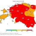 Eestis valitseb praegu ülisuur tuleoht