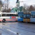 В автобусах Харьюского уезда возобновят продажу билетов