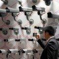 Huawei jälituskaamerad suudavad nii nägusid tuvastada kui ka numbrimärke lugeda.