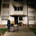 Saksamaal sai pagulaskeskuse tulekahjus mitu inimest kannatada