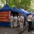 Valgevene turg Tammsaare pargis vanalinna päevade raames