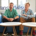TransferWise'i asutajad Taavet Hinrikus ja Kristo Käärmann