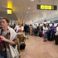 Многочасовые задержки в аэропортах Евросоюза: что происходит?