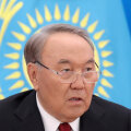 Kasahstani eksriigipea Nursultan Nazarbajev.