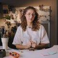 ФОТО и ВИДЕО   Дизайнер эстонского бренда SOMA София Халлик запускает онлайн-курсы ювелирного мастерства