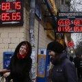 В черный-пречерный вторник: как россияне в соцсетях валятся со смеху вместе с курсом рубля