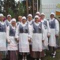 Pildil: Misso rahvatantsurühm Häitsmed Võrumaa laulu- ja tantsupeol. Foto: Edda-Karin Luht