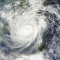 NASA FOTO: Aastakümnete suurim taifuun Usagi kogub Hongkongi ründamiseks jõudu
