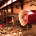 Katusepleki profileerimise liin AS-i Toode Saue tehases. Foto: AS Toode